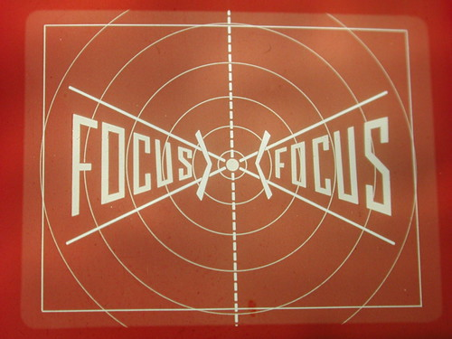 Focus Focus | by Editor B