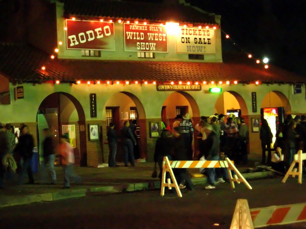 Buying Rodeo Tickets Fort Worth Stockyards Texas Every