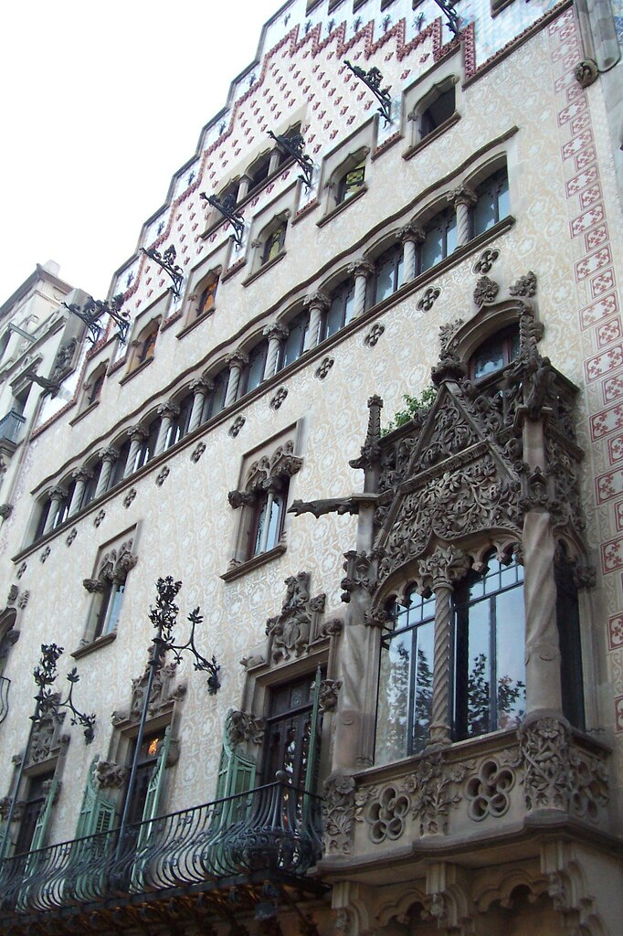 Outstanding Building Design Of Barcelona