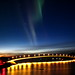 Northern Lights Over Sommarøy Bridge