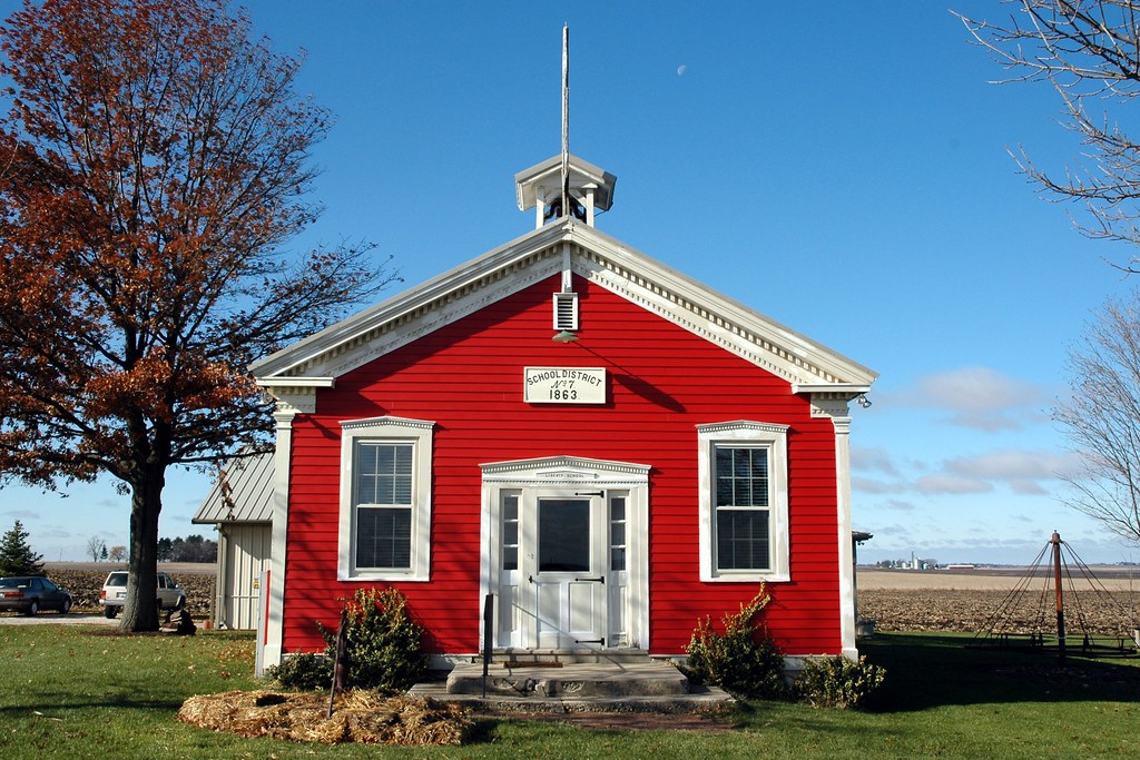 little red schoolhouse - 1024×683