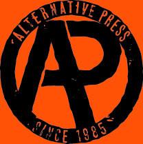 alternative press logo the new ap logo according to me flickr rh flickr com alternative press logo font alternative press logo