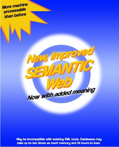 Popular semantic search is a good bit away