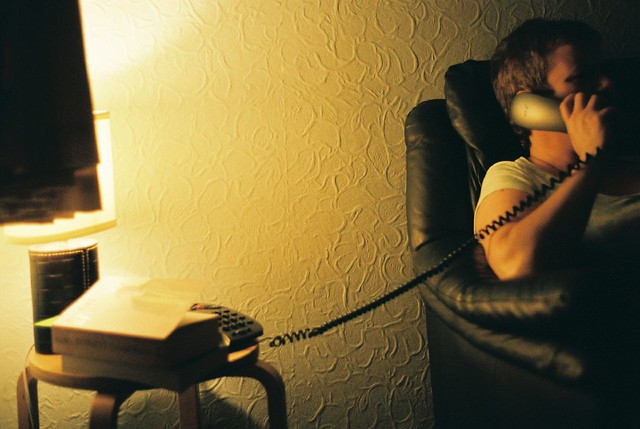 Don't Leave Me Hanging On The Telephone..