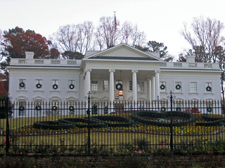 Atlanta White House | by wharman