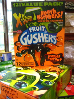 Fruit Gushers | by Maggie T