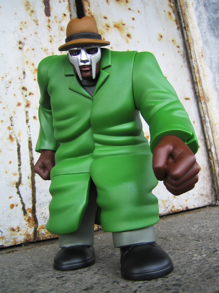 Madvillian Mf Doom The Madvillian Vinyl Figure From