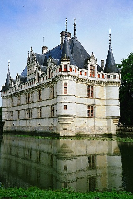 ch teau d 39 azay le rideau loire vally france geof wilson flickr. Black Bedroom Furniture Sets. Home Design Ideas
