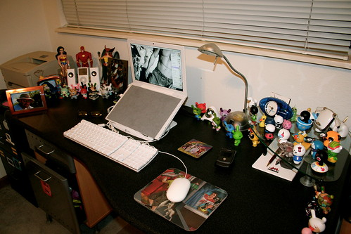 Crap on My Desk | by TerryJohnston