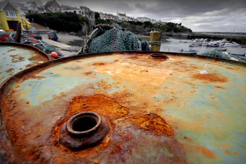 Rusted and abandoned | by Donncha Ó Caoimh