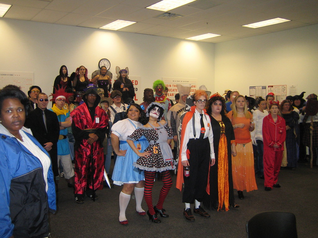 Geek Squad City - Halloween contest | Frances Gallup | Flickr