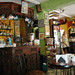 Art Cafe Waitresses & Bar - Puerto Vallarta, the old section, cafe on zona romantica Puerto Vallarta, Jalisco state, Mexico