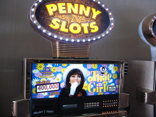 Slot machine locator foto's