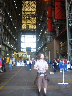 Andy in the VAB | by adactio