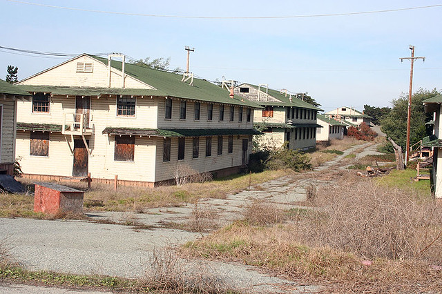 Fort Ord Barracks I Took This Shot In 2006 I Went Back