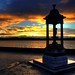 Dundee Morning Glow by the River