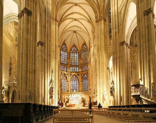 regensburg cathedral st peter interior please see large flickr. Black Bedroom Furniture Sets. Home Design Ideas