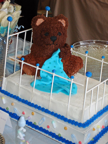 Baby Shower Cake - 1 | by Cayusa