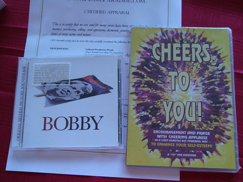 "Bobby Soundtrack & ""Cheers To You"" 