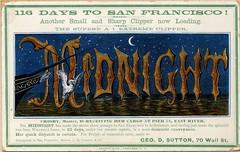 MIDNIGHT - 116 Days to San Francisco!