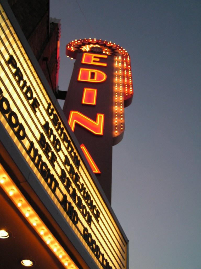 Edina Theater | Edina, MN - November 2005 | Esther Martin