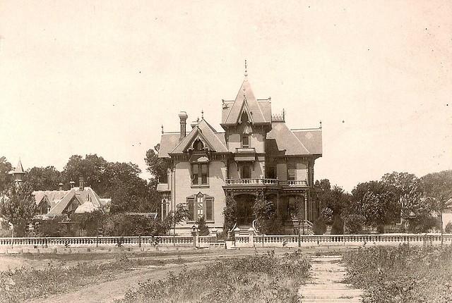 Griffenstein Mansion The Greiffenstein Mansion At 10th