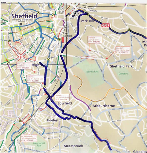 sheffield-east | by CycleSheffield