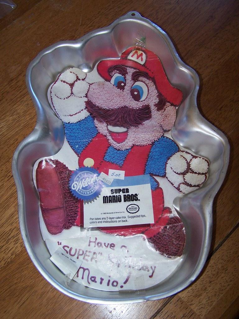 Vintage Birthday Cake Designs