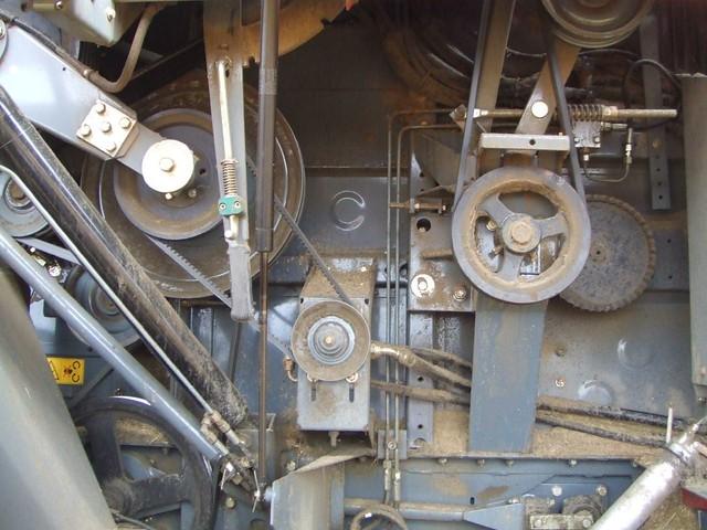 Inside Of A Combine : Inside a combine harvester hayle bop flickr