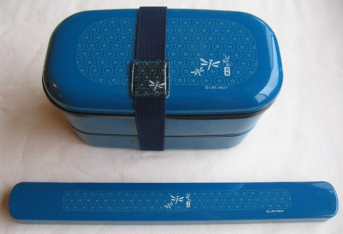 Urara dragonfly box & chopstick case | by Biggie*