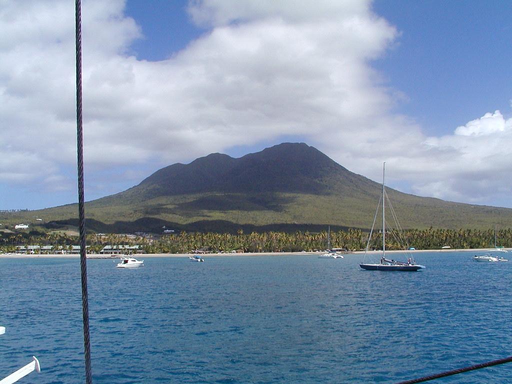Nevis Island, West Indies, The Caribbean  Mike Schinkel -8524