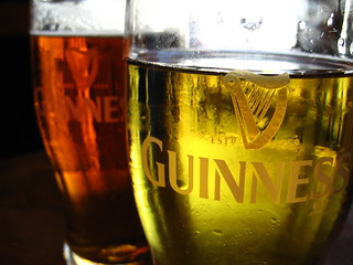 Pints at the Auld Dubliner | by Ruth L