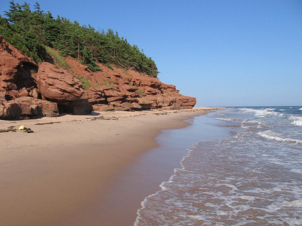 Red Point Beach Red Point Beach Pei