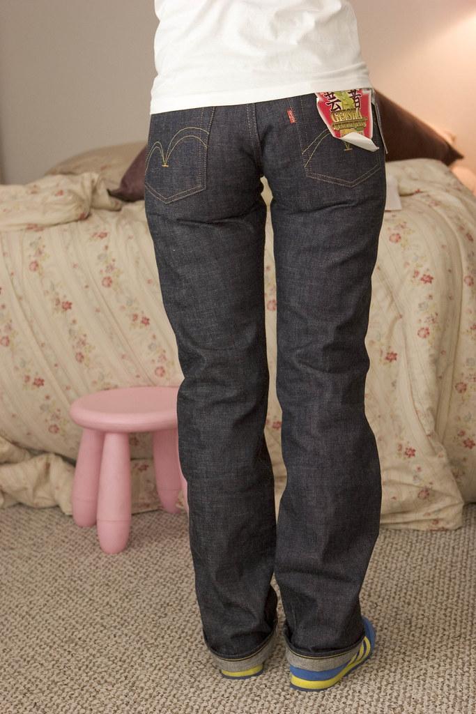 geisha jeans