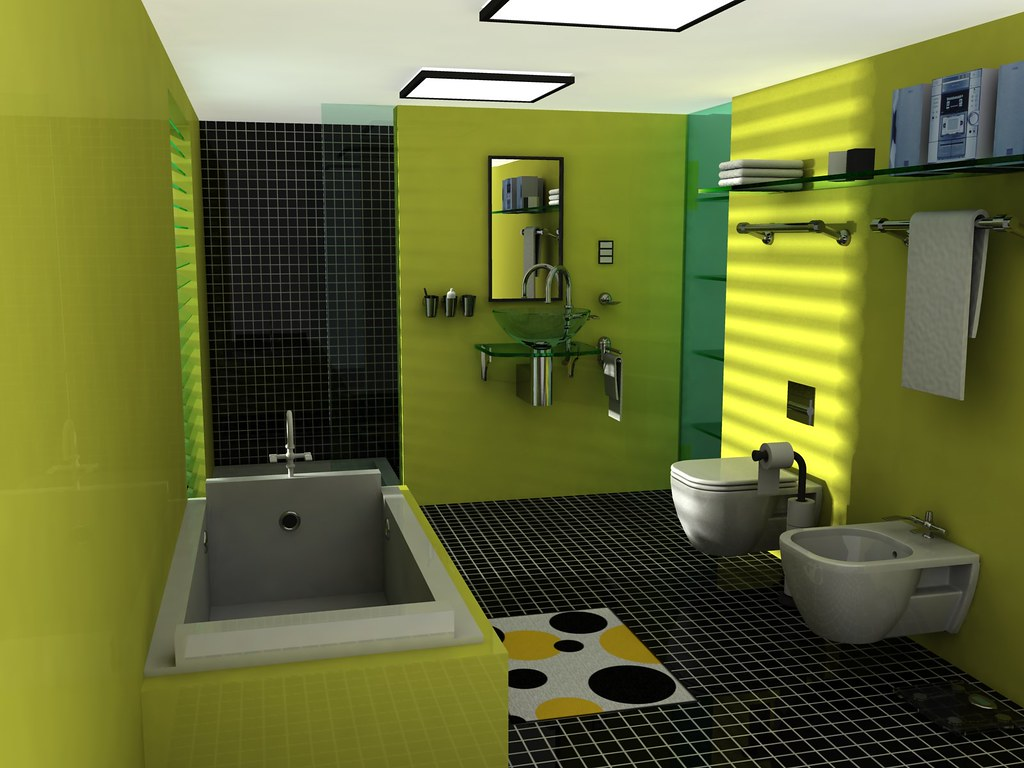 bathroom by axeldeviaje bathroom by axeldeviaje: architecture bathroom toilet