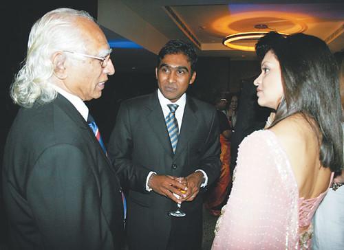 Mahela jayawardene family