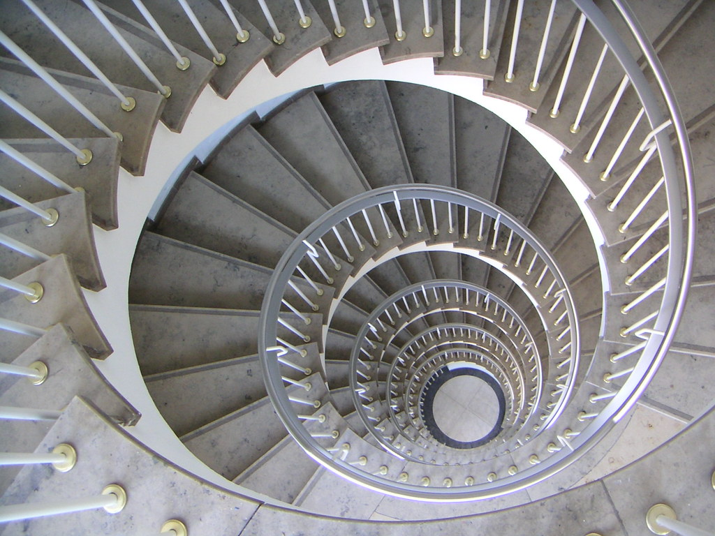 Spiral Stairway Images Galleries With