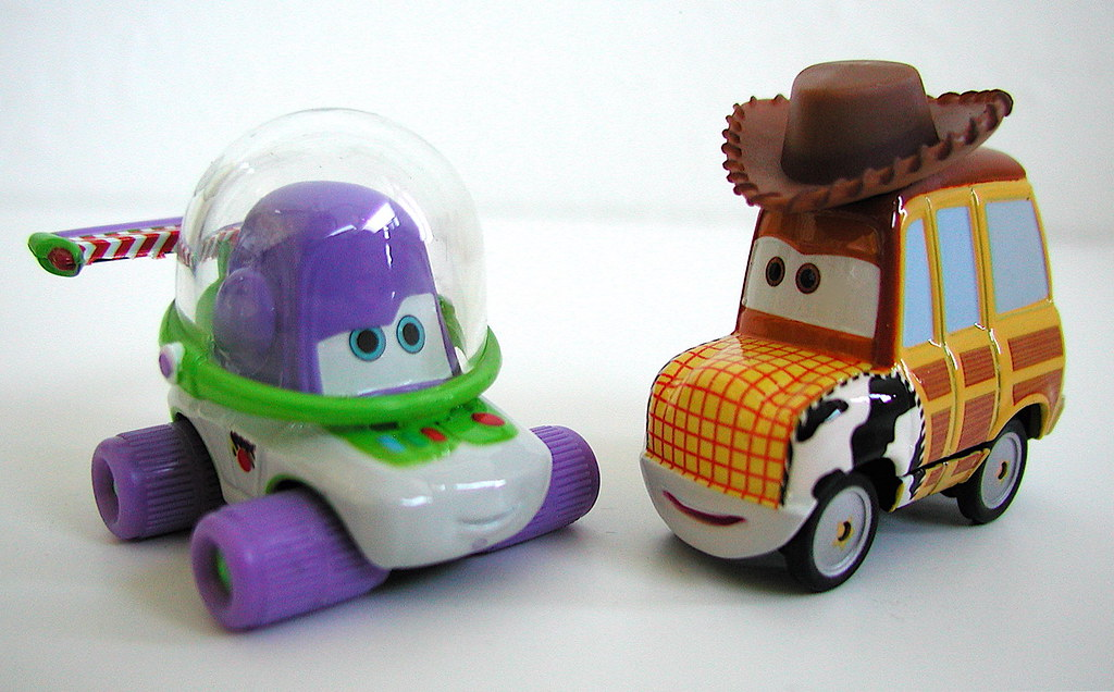 Toy Cars Movies : Mattel supercharged cars toys movie moments woody b