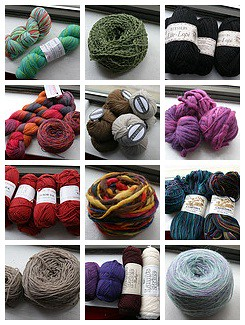 Stash sale mosaic | by cinemaknits