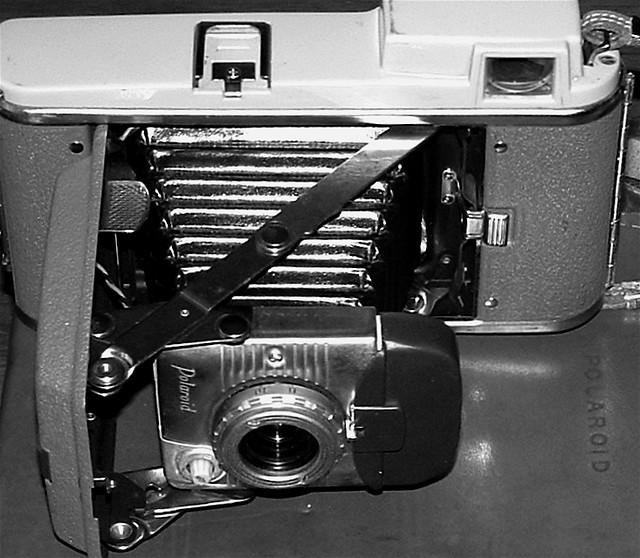 50's Vintage, Polaroid Land Camera