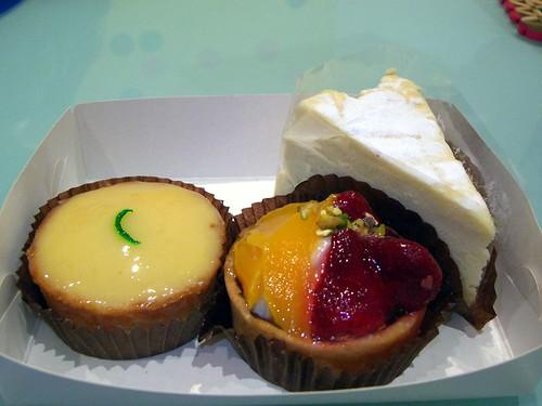 Fruit Tart With Pound Cake Bottom