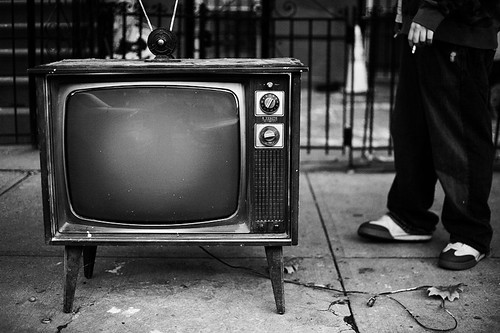 my new television set | by brandon king