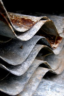 Corrugated Iron | by Auntie P