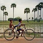 2 on a bike