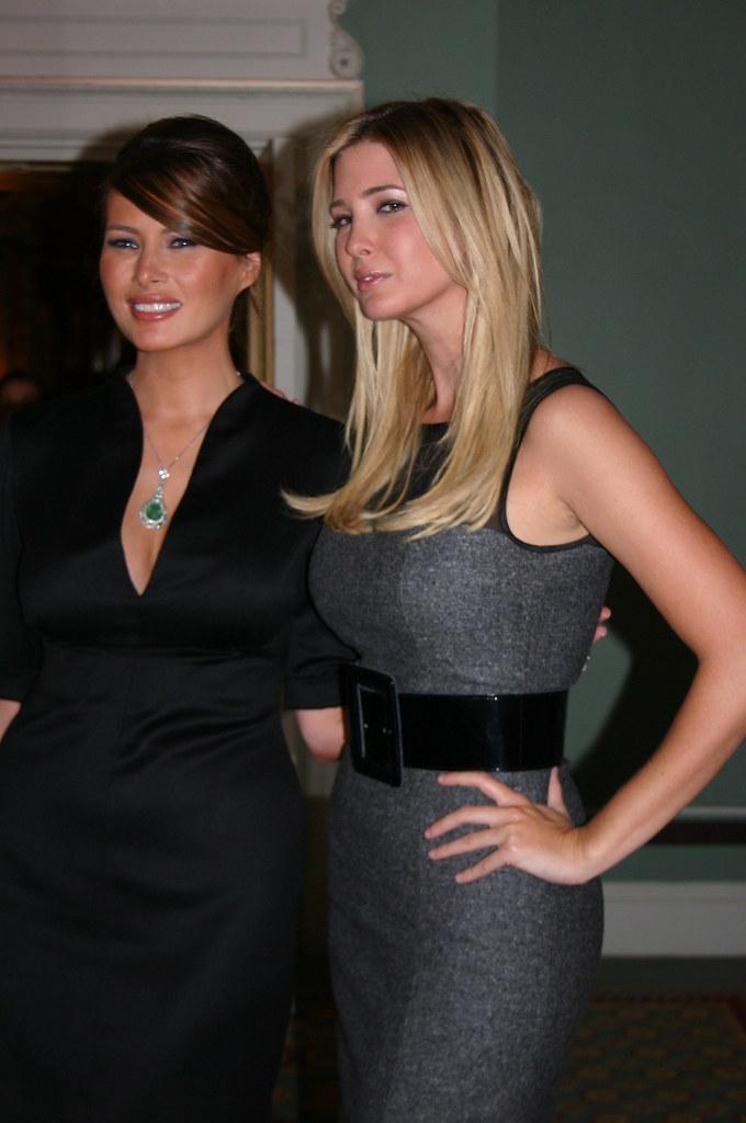 Melania & Ivanka Trump   Steven J. Messina   Flickr