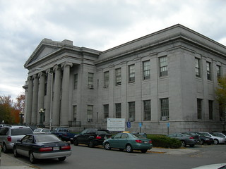 Essex County Probate Courthouse | by jimmywayne