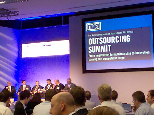 National Outsourcing Association Outsourcing Summit | by markhillary