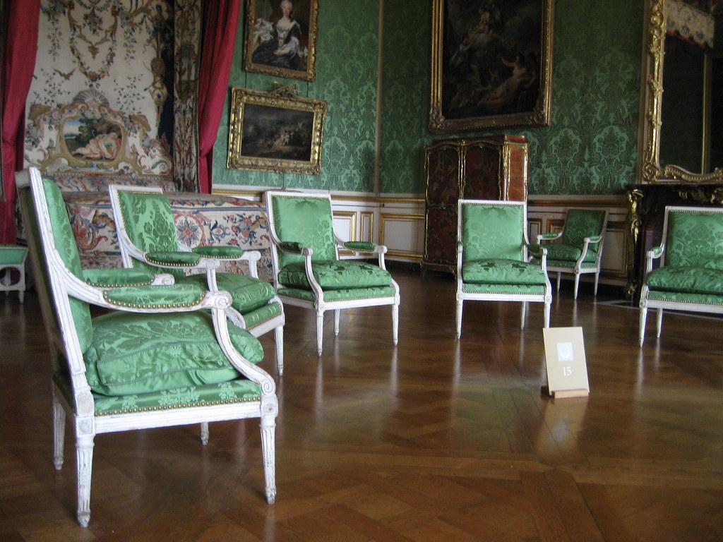 Versailles Chairs | By Brendangates Versailles Chairs | By Brendangates