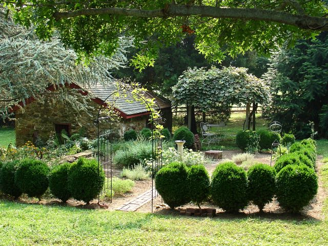 cottage garden ideas by a storybook life