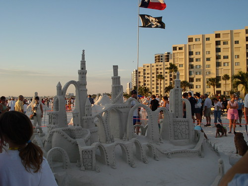Sand Sculpture | by aka Kath